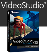 Corel New VideoStudio 2019 Family: Live Life. Make Movies.