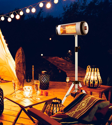 Review of Xbeauty Electric Patio Heater