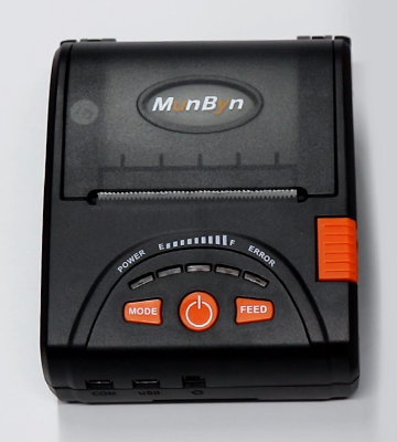 Review of MUNBYN IMP001 Thermal Receipt Printer