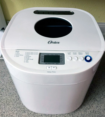 Review of Oster CKSTBRTW20 Expressbake Bread Machine