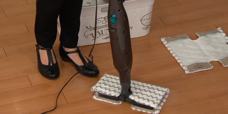 Review of Shark S5003D Genius Steam Pocket Mop System