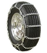 Glacier Chains HSC Light Truck V-Bar Twist Link Tire Chain