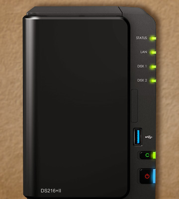Review of Synology DS216+II NAS DiskStation