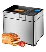 KBS MBF-010 Pro Stainless Steel Bread Machine