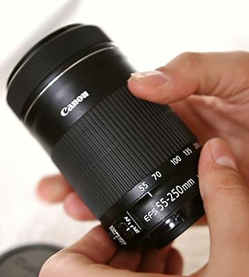 Review of Canon EF-S 55-250mm F4-5.6 IS STM Zoom Lens