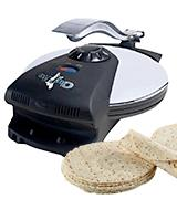 Chef Pro Electric 10-inch Tortilla and Flat Bread Maker