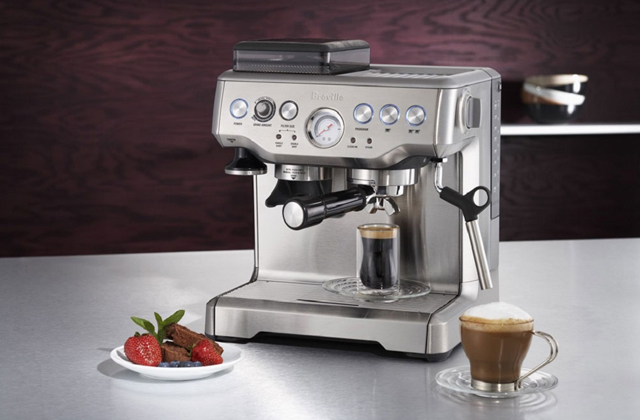 Comparison of Breville Espresso Machines to Make Cafe Quality Coffee at Home