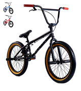 "Elite Bicycle 20"" The Stealth Freestyle BMX Bicycle"