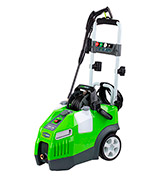 GreenWorks GPW1950 Quiet Motor Electric Pressure Washer