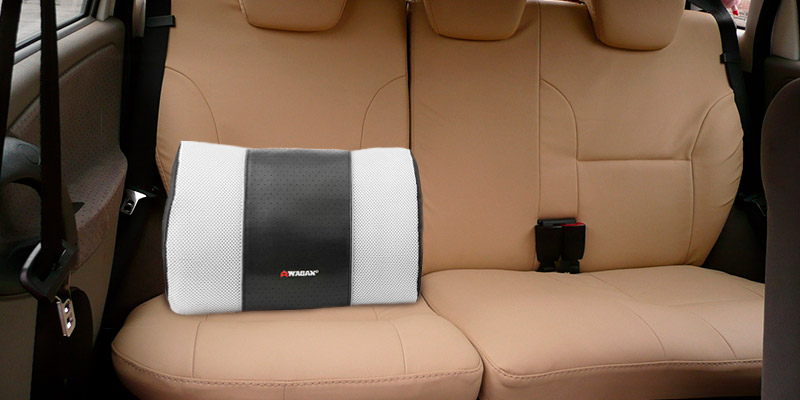 Detailed review of Wagan IN2514 Heated Car Massage Lumbar Cushion