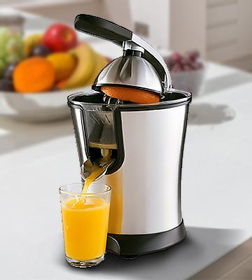 Review of Eurolux Citrus Juicer with Handle