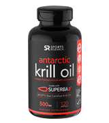 Sports Research (500mg) Antarctic Krill Oil