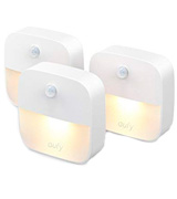 Eufy 3-pack Lumi Stick-On Motion Sensor LED Night Light