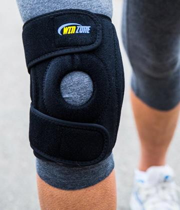 Review of Winzone Win Zone Knee Brace R1 Support Sleeve