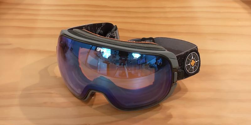 Review of Spy Optic Doom Goggles