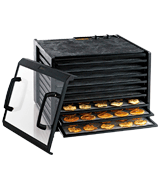 Excalibur 3926TCDB Dehydrator with Clear Door and Timer
