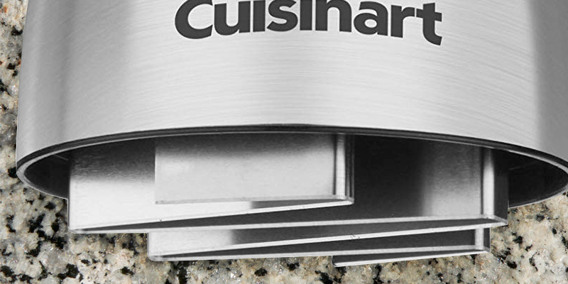 Detailed review of Cuisinart CTG-00-SCHP Stainless Steel Chopper