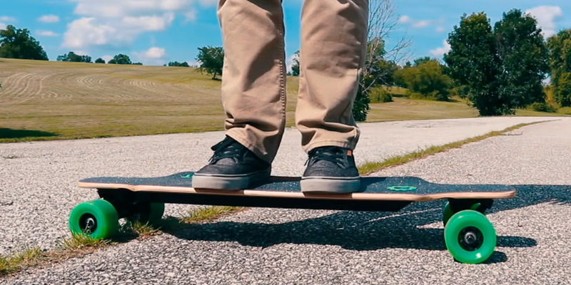 Review of BLITZART Huracane Electronic Longboard