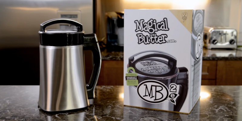 Review of Magical Butter MB2E Botanical Extractor Machine