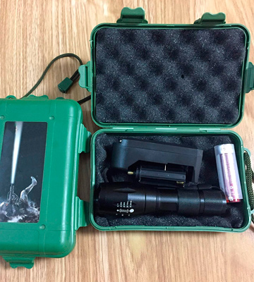 Review of PeakPlus PPLEDKIT1 Lithium Ion Battery & Charger