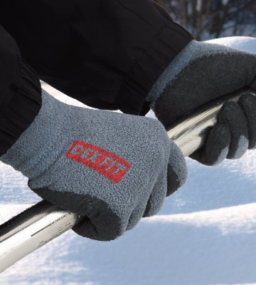 Review of DEX FIT NR450 Warm Fleece Work Gloves