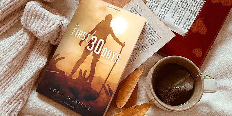 Review of Lora Powell The First 30 Days: A Zombie Apocalypse Novel