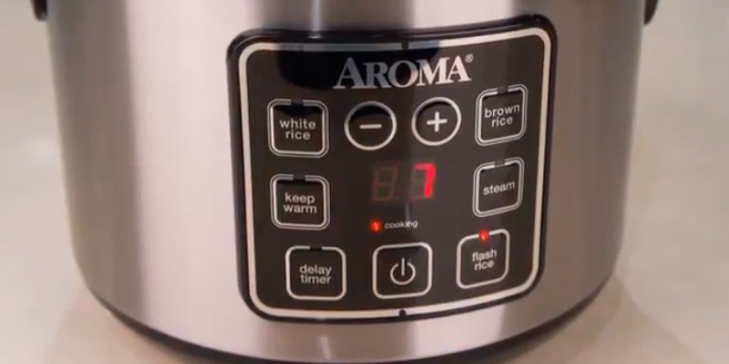 Detailed review of Aroma Housewares ARC-914SBD Digital Rice Cooker