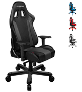 DXRacer King Series DOH/KS06/N Big and Tall Gaming Chair for 275 lbs