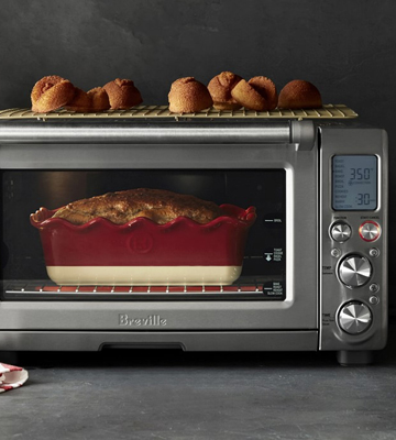 Review of Breville BOV845BSS Smart Oven Pro