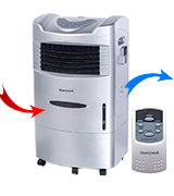 Honeywell CL201AE Indoor Evaporative Cooler (470 CFM)
