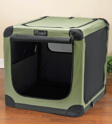 Review of Noz2Noz Sof-Krate Indoor/Outdoor Pet Crate
