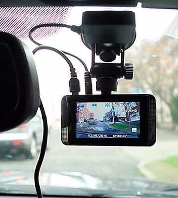 Review of KDLINKS X1 Car Dashboard Camcorder with GPS