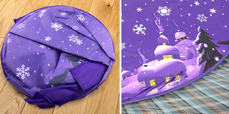 Review of Meigirlxy Magical Tent Kids Dream Tents, Twin Bed Pop Up