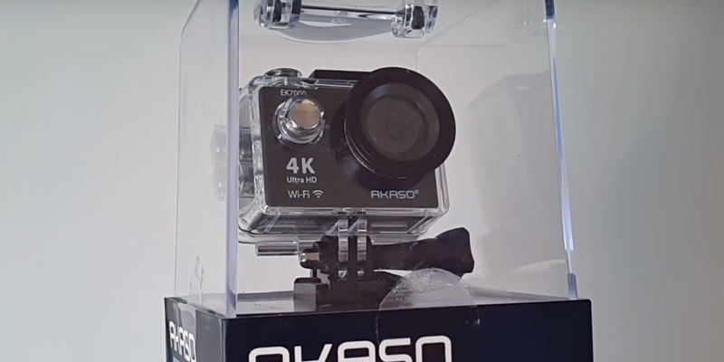 Review of AKASO EK7000 4K Sport Action Camera