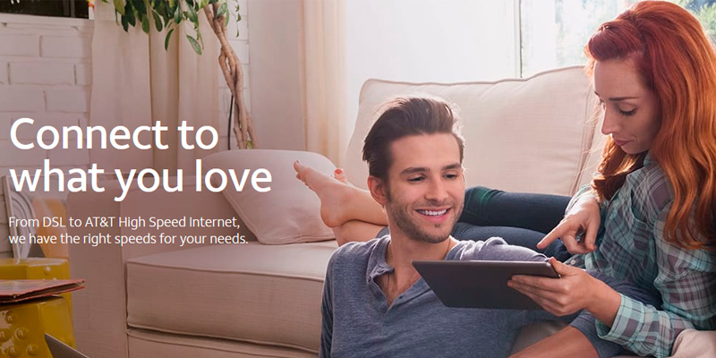 AT&T Internet Provider: DIRECTV + Internet. Better Together! in the use