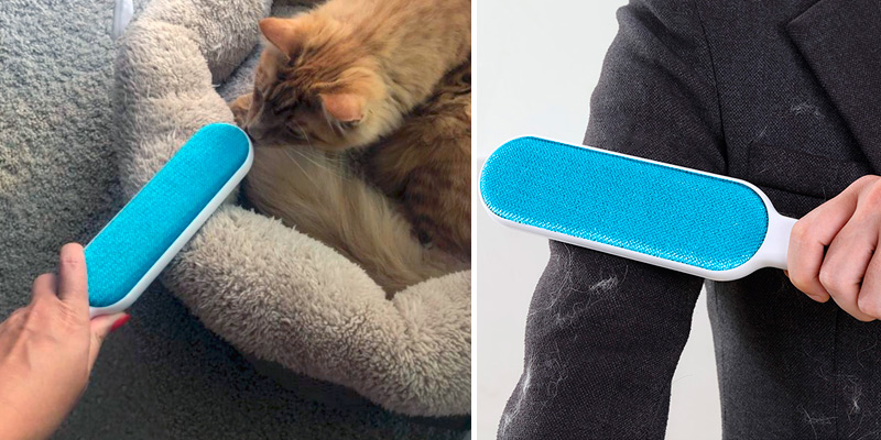 Review of AMRNCY Pet Hair Remover Cat & Dog Fur Remover