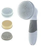 Essential Skin Solutions Electric Facial and Body Cleansing Brush