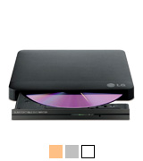 LG GP65NB60 Ultra Slim Portable DVD Writer
