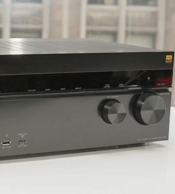 Review of Sony STRDH550 4K AV Receiver