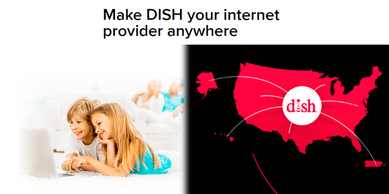Dish Network Internet Provider: DISH TV and Internet Bundles Bring It All Together in the use
