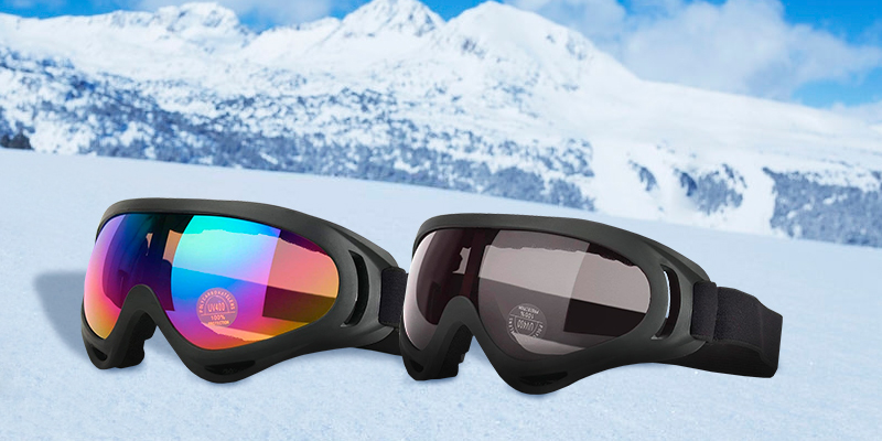 Review of COOLOO Anti Fog Winter Skiing Sport Goggles