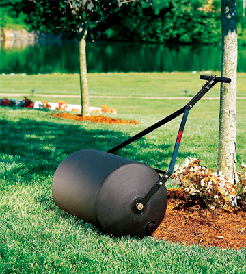Review of Brinly PRC-24BH Poly Lawn Roller, 18 by 24 Inch