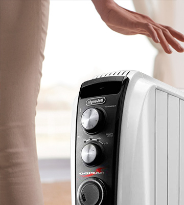 Review of Delonghi TRD40615T Full Room Radiant Heater