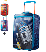American Tourister Disney 18 Inch Upright Soft Side Luggage