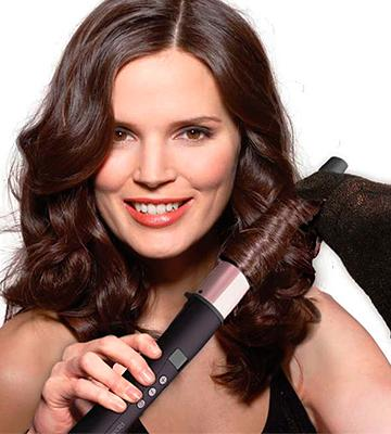 Review of Remington Pro 1-1½ Curling Wand (CI9538) with Pearl Ceramic Technology
