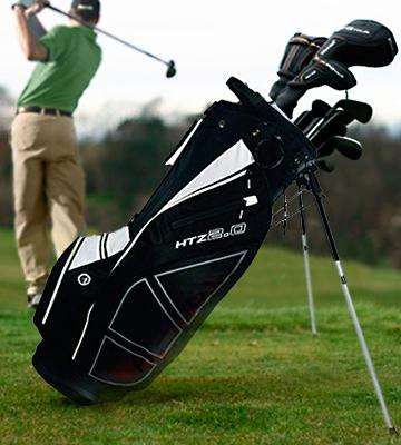 Review of Hot-Z Golf 2.0 Stand Bag
