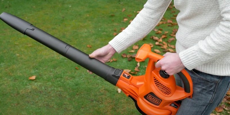 Review of BLACK + DECKER BV6000 High Performance Blower/Vac/Mulcher