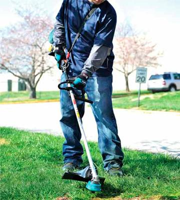 Review of Hitachi CG22EAP2SL Gas Powered Solid Steel Drive Shaft String Trimmer