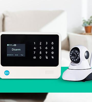 Review of Golden Security Wireless Home Burglar Security Alarm System
