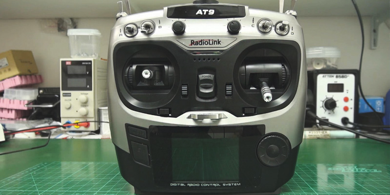 Review of ARRIS RadioLink AT9 Transmitter + Receiver